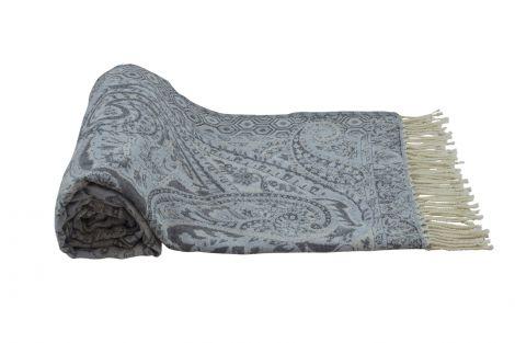 Borås Cotton Sengeteppe Augustins 130 x 180 Dusty Blue