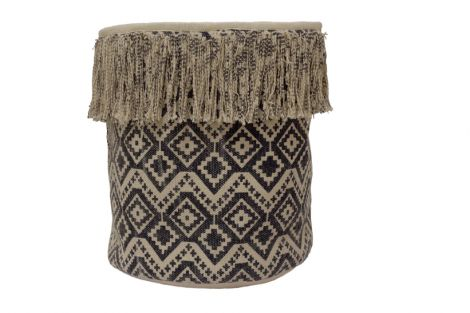Turiform Bangs Basket Blå 35x35 cm