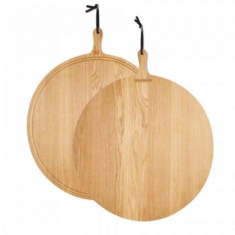 Dutchdeluxes XL Round Fjøl Oak
