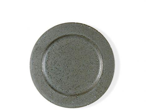 Bitz Dessertallerken Ø 22 cm grå
