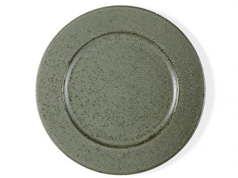Bitz Flat tallerken Ø 27 cm grønn