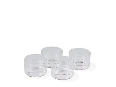 Blomsterbergs Glass Ø 8 x 5 cm 4 stk - U