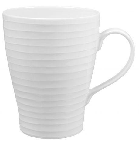 Design House Stockholm Blond Mug, Stripes. 30 cl 2stk