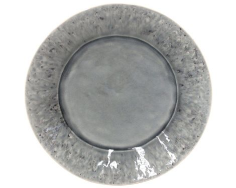 Costa Nova Madeira tallerken flat grå - 27 cm