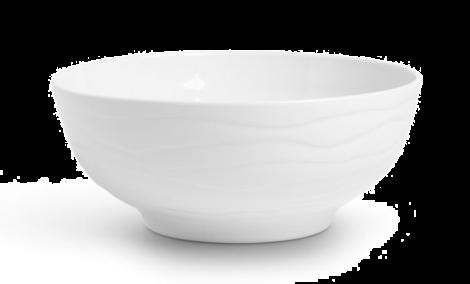 Pillivuyt Boulogne Salatbolle Hvit - 20 cm