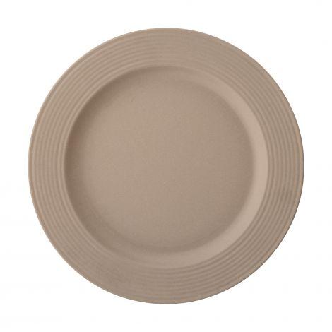 Bloomingville Java Plate Blek Brun 26 cm