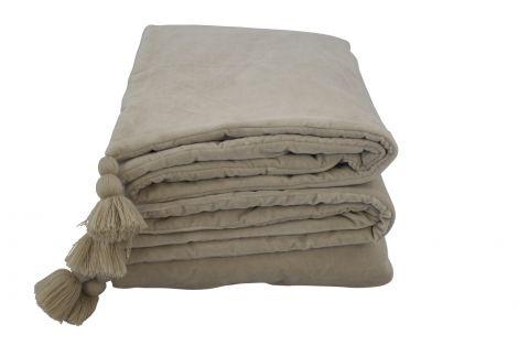 Halvor Bakke Sengeteppe 140x240 cm Pure Cashmere