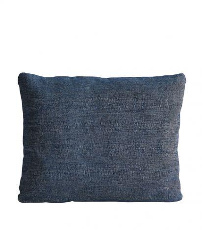 Woud Pute Lerret Marineblå 61x53 cm