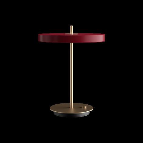 Umage Asteria Table rubinrød