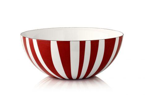 Cathrineholm Stripe Rød  24cm