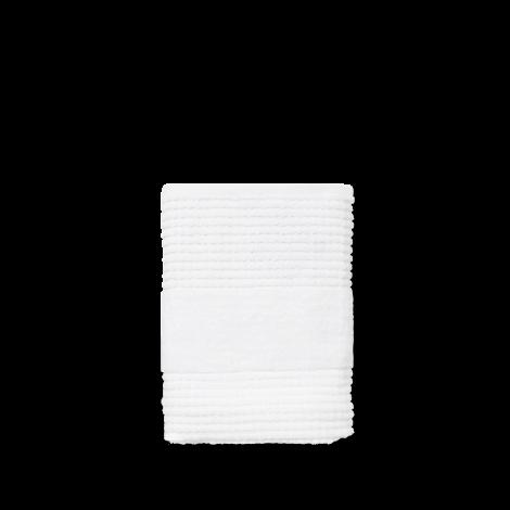 JUNA CHECK HANDDUK hvit, 70 cm x 140 cm