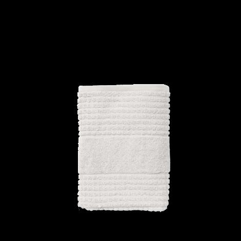 JUNA CHECK HANDDUK lys grå, 70 cm x 140 cm