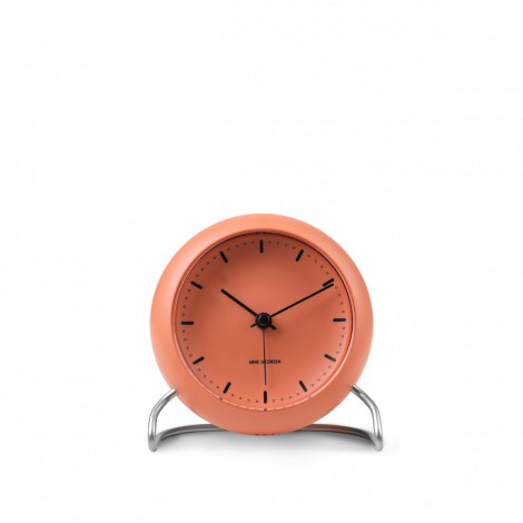 Arne Jacobsen rådhus Bordur Pale Orange Ø11cm