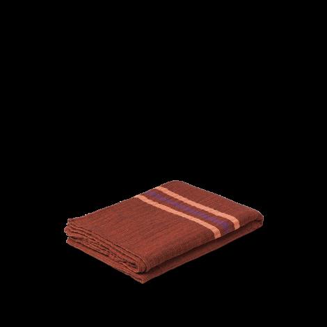 Juna Comfort Pledd Sjokolade 130x190