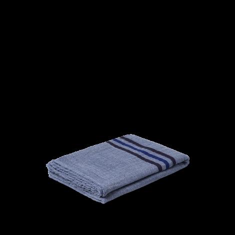 Juna Comfort Pledd Mørk Blå 130x190