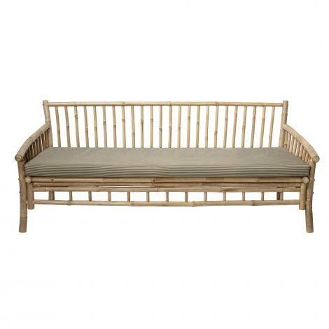 Bloomingville Sole Sofa Natural Bamboo. Levering i slutten av juni.