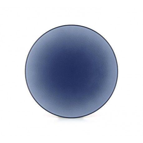 Revol Equinoxe Plate Cirrus Blue 28 cm
