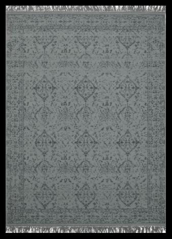 Linie Design DOLZAGO mørkegrønn 170/240