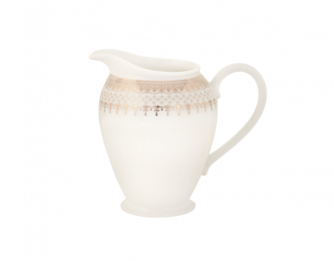 Royal Porcelain Gold Grande Fløtemugge 30 cl