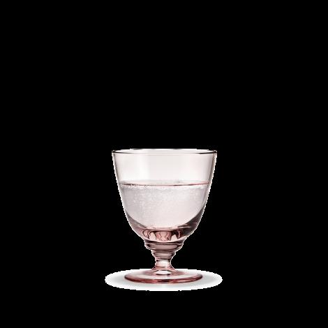 Holmegaard Flow Glass På Stett Rosa 35cl