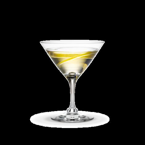 Holmegaard Fontaine Cocktailglass klar 25 cl