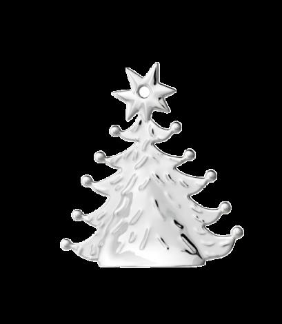 Rosendahl Karen Blixen juletre Sølvbelagt 8 cm