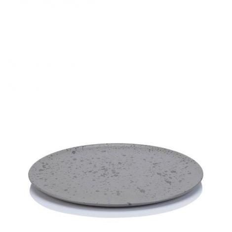 Aida Raw Nordic Frokosttallerken Grå 23 cm