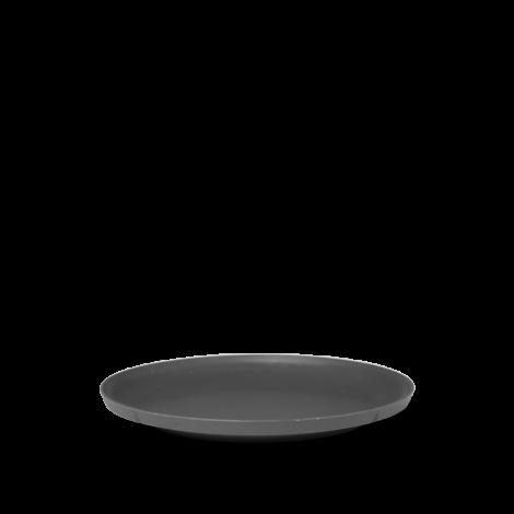 Rosendahl Grand Cru Take Plate Dark Grey Ø19,5cm 2 stk
