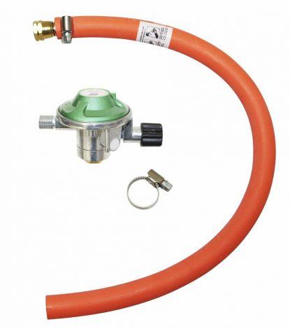 Cozze regulator og slange til gassflaske
