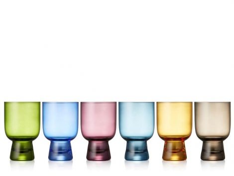 Lyngby Glass Tumbler 6 stk. Levering juli -21.