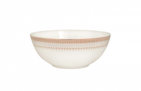 Royal Porcelain Gold Grande Bolle 17,5 cm