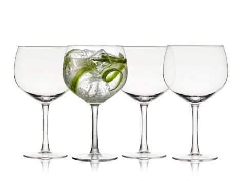 Lyngby glass Gin & tonic glass Jewel 57cl 4 stk