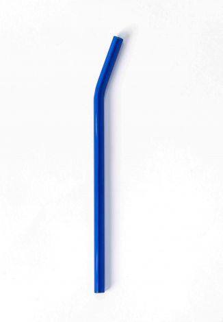 Concept Zero Straws Glass Mørkeblå
