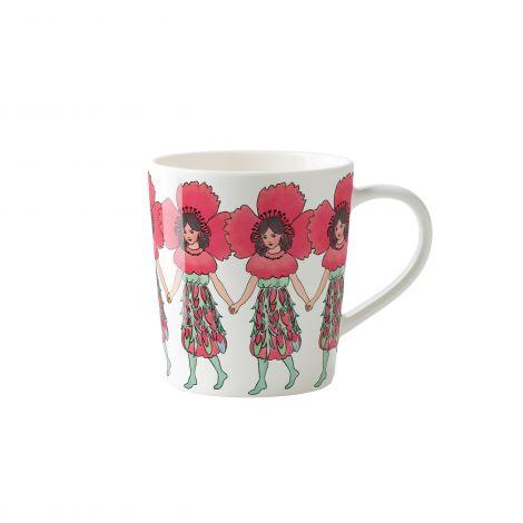 Elsa Beskow Mug Poppy 40cl