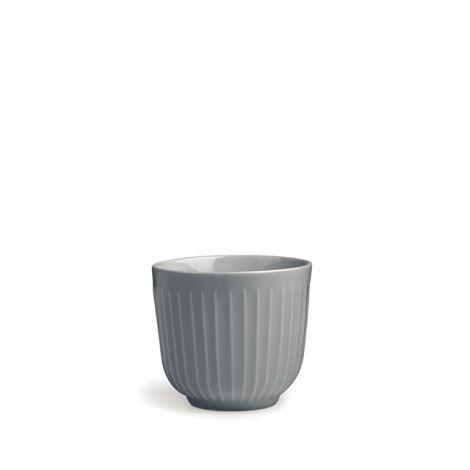 Kähler Hammershøi Thermo Cup Marmorgrå H80