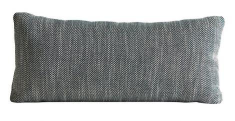 Woud Pillow Sildbein Skoggrønn 62x29 cm