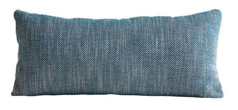 Woud Pute Fiskebensin Blå 62x29 cm