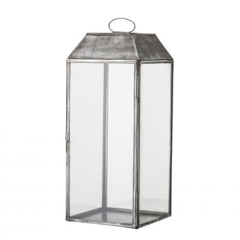 Bloomingville Lanterne Metall Grå H48 cm