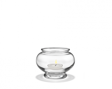 Holmegaard Old English Tealight Clear