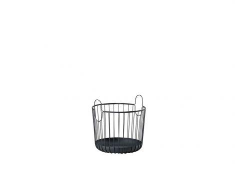 Zone Denmark Inu Basket 30x30 cm Svart