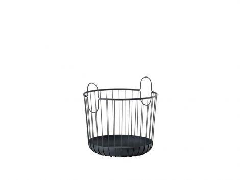Zone Denmark Inu Basket 40x41 cm Svart