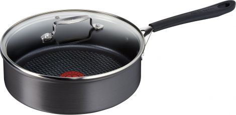 Tefal Jamie Oliver Everyday Hard Anodized Sautepanne 24 cm