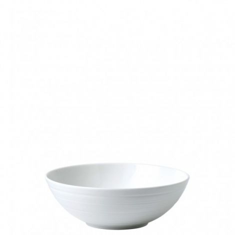 Wedgwood Jasper Conran Strata Frokostbolle 18cm. Levering medio april.