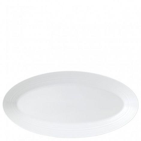 Wedgwood Jasper Conran Strata Oval Dish 39cm