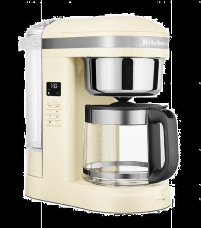 KitchenAid Drip Kaffetrakter Krem - 1,7 liter