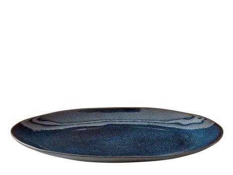 Bitz Grillplate Svart / Mørkeblå