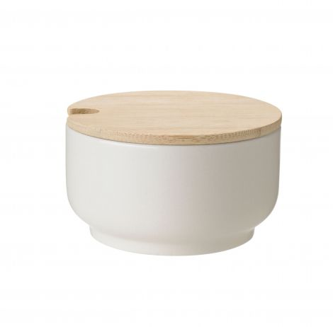 Stelton Theo sukkerskål, 0,1 l. - sand