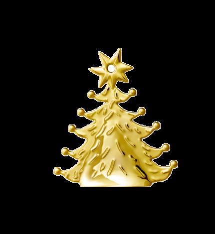 Rosendahl Karen Blixen Juletre Forgylt 8 cm