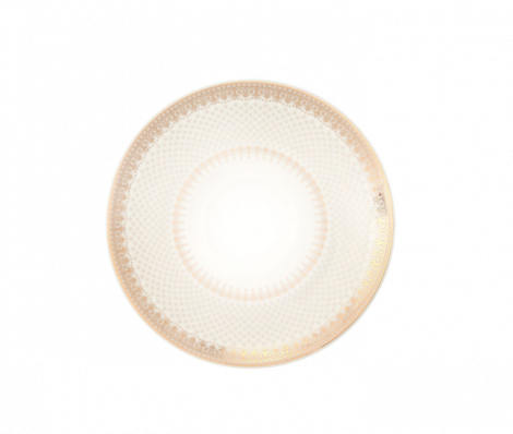 Royal Porcelain Gold Grande Skål til Kaffekopp