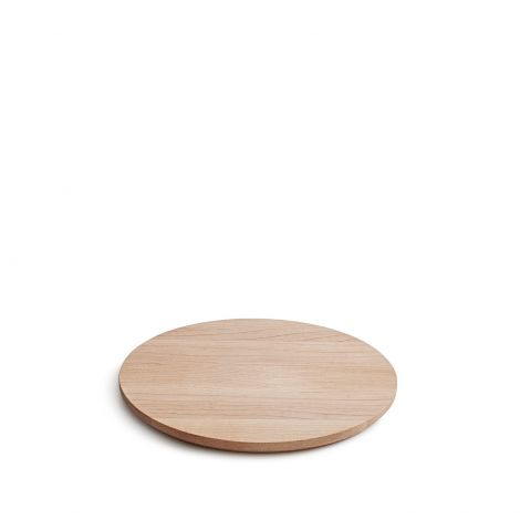 Kähler Kaolin Serveringsfat Ø18,5 cm lønn